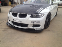bmw 335 splitter