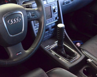 Audi RS4 Billy Club Delrin Shift Knob