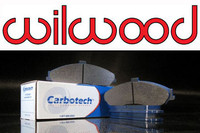 Wilwood W4A & W6A Forged Caliper Carbotech Brake Pads