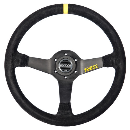 Sparco R345 Steering Wheel Suede