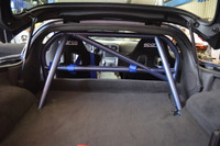Corvette Z06 roll bar