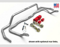Swaybar set for 1992-1999 E36  M3, 328, 325, 323, 318 27mm Front, 23mm Rear. This product is manufactured in the USA by UUC.