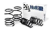 "BMW E36 M3 3.0L H&R Sport Springs 1994-95 BMW E36 M3 3.0L 1994-95 H&R Sport Springs 1.4"" F 1.0"" R"
