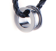 Tungsten Carbide Ring Pendant