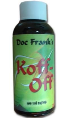 Koff Off bottle