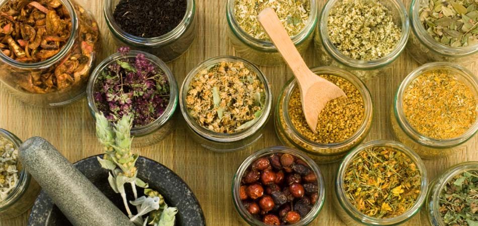 Traditional Herb Formulas