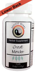 Great Mender Formula - Herbal Pain Syndrome Supplement