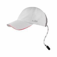 Gill Race Cap in Silver