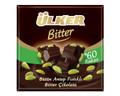 ULKER GOLDEN BITTER CHOCOLATE BAR w/Pistachio (80G)