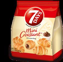 7 DAYS CROISSANT mini cocoa