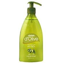 Dalan d'Olive Liquid Hand Soap 400ml / 13.5 Fl.oz. 2