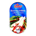 Richter Herring Fillets in Red Pepper Sauce 200g