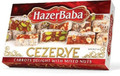 Turkish Carrot Delight w/ Mixed Nuts (Cezerye) Hazer Baba     350g.