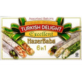 Assorted Baton Turkish Delight with Pistachios - 12oz