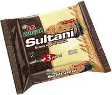 Sultani Bran Biscuit with Sultanas (3 pk) Eti     369g.