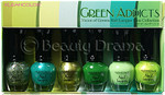 KleanColor Green Addicts Nail Lacquer Mini Collection
