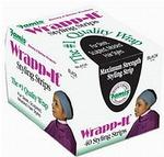 GRAHAM Wrapp-It Styling Strips (Black)