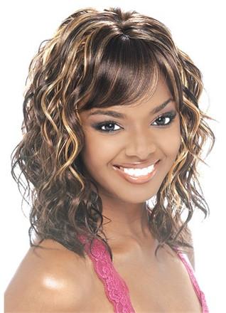 Model Model Full Cap Wig Deborah