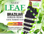MODEL MODEL Nude Leaf Brazilian Bundle Remy Loose Deep 7 PCS