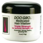 DOO GRO Triple Strength Hair Vitalizer 4 oz