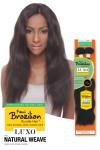 Femi Brazilian Bundle 100% Natural Remy Human Hair Luxo Natural Weave