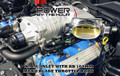 X.B.A. Complete Intake System by Power By the Hour Performance