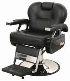 Extra Wide Barber Chair