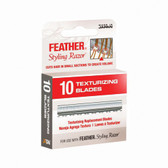 Feather Texturizing Razor Replacement Blades