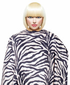 Zebra Cutting Cape