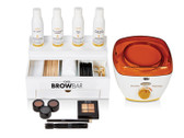 GiGi Brow Bar with Large Honee Warmer