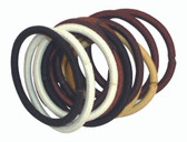 Assorted Color Elastic Hair Bands