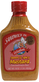 Sweet & Spicy Mustard - 16oz.