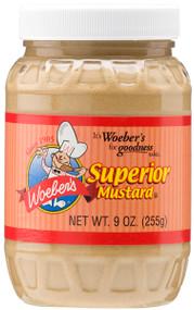 Superior Mustard - 9oz.