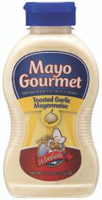 Mayo Gourmet Toasted Garlic - 11oz.