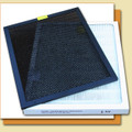4-Pack MERV 8 Dehumidifier Filters + 1 Pre-Filter (Santa Fe Compact2)