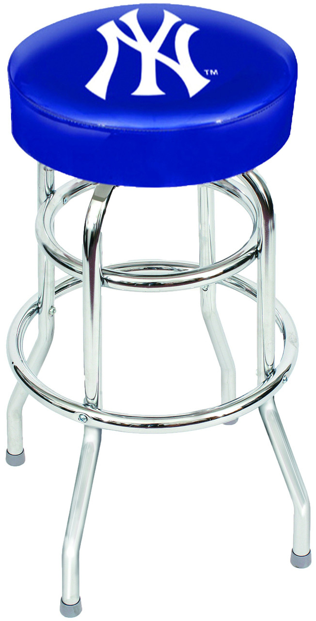 New York Yankees Bar Stool Cb Furniture
