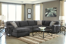 Millton Gray  3 Piece Sectional