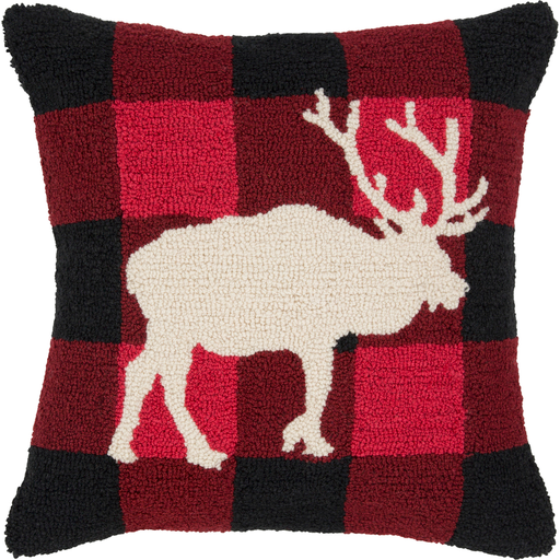 Modern Moose Pillows : Designer Moose Throw Pillow - CB Furniture