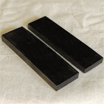 Buffalo Horn - Scale - Black