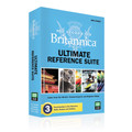 Britannica Ultimate Reference Suite 2015 DVD