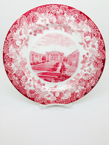 Harvard Plates, Dinner, Salad, Demi Tasse. Lots Of Views. Wedgwood 1941 Vintage