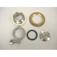 #BH4 - Bulkhead Fitting Kit 2.0 in.