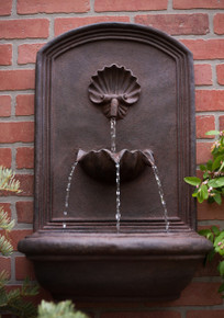 The Napoli Wall Fountain