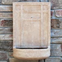 The Sicily Wall Fountain