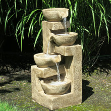 Flowing Bowl Fountain