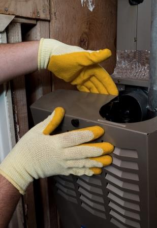 Furnace inspection and proper maintenance