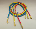 """100', Yellow, PLUS II™ 1/4"""" hose with FlexFlow valve (1 Yellow Hose Only)"""