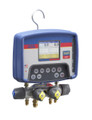 Yellow Jacket 40812 Refrigeration System Analyzer w/ Titan 4-Valve Manifold- RSA UNIT ONLY W/CASE
