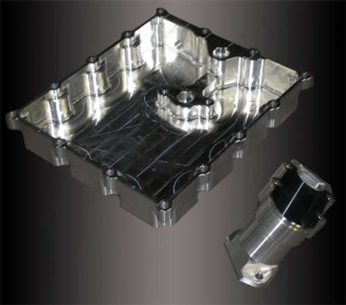 DME Billet Oil Pan - GSXR1000