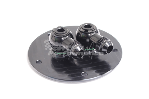 Suzuki Tank Plate with 360 Degree Swivel